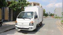 Bán Hyundai Porter thùng bảo ôn 1t4 thùng 3.1M 2018, màu trắng, nhập khẩu