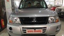 Cần bán gấp Mitsubishi Pajero 2006, màu bạc, nhập khẩu Nhật Bản