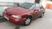 Cần bán lại xe Hyundai Sonata 2.0 MT sản xuất 1992, màu đỏ, nội thất sạch đẹp