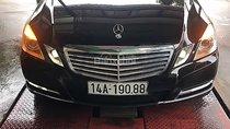Cần bán xe Mercedes E300 2012, màu đen chính chủ