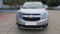 Bán Chevrolet Orlando LTZ 1.8 AT đời 2014, màu bạc số tự động, giá tốt