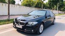Bán ô tô BMW 5 Series 520i sản xuất năm 2015, màu đen, nhập khẩu nguyên chiếc