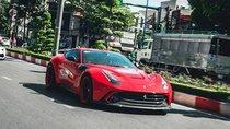 Chiêm ngưỡng siêu xe Ferrari F12 Berlinetta hơn 22 tỷ của đại gia Vũng Tàu