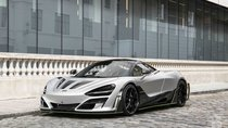 Ngắm McLaren 720S bản độ Mansory đầu tiên trên thế giới