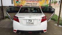 Bán xe Toyota Vios năm sản xuất 2016, màu trắng