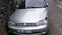 Bán ô tô Kia Spectra đời 2004, màu bạc xe gia đình