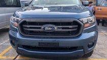 Ford Ranger XLS 2.2 AT phiên bản 2019, màu xanh thiên thanh, giá tốt, hỗ trợ trả góp - LH: 0907782222