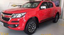 Bán xe bán tải 5 chỗ Colorado, màu đỏ, nhập khẩu, trả trước 15% - LH: 0945307489 Huyền Chevrolet