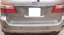 Bán xe Toyota Fortuner 2.7V 4x4 AT đời 2010, màu bạc giá cạnh tranh