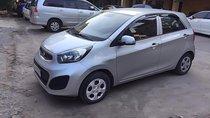 Cần bán lại xe Kia Morning Van 1.0 AT đời 2012, màu bạc, xe nhập như mới, giá tốt