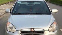 Cần bán lại xe Hyundai Verna 1.4 MT 2008, màu bạc, xe nhập, giá tốt