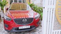 Bán Mazda CX 5 2.5 AT AWD 2017, màu đỏ chính chủ