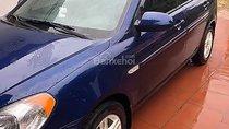Cần bán gấp Hyundai Verna 1.4 MT sản xuất năm 2008, màu xanh lam, xe nhập
