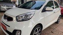 Cần bán gấp Kia Morning Si AT năm 2015, màu trắng số tự động