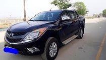 Bán ô tô Mazda BT 50 3.2AT 4x4 đời 2015, màu đen, nhập khẩu Thái số tự động, giá tốt