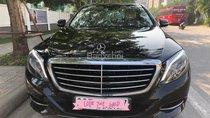 Cần bán xe Mercedes S400L sản xuất 2015, màu đen, xe đã qua sử dụng