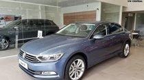 Bán Volkswagen Passat GP xanh dương, nội thất nâu - Ưu đãi tiền mặt, 01 năm bảo hiểm vật chất trong T1/2019 - Hotline: 090.898.8862
