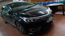Bán Toyota Corolla altis 1.8G AT 2018, màu đen, giá chỉ 755 triệu