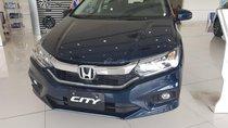 Honda City mới 100%, giao ngay, hỗ trợ trả góp lãi suất tốt, hỗ trợ khách hàng đăng kí Grab, bao hồ sơ