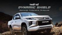 Mitsubishi Triton 2019 mới về Việt Nam có thay đổi gì so với phiên bản Thái Lan?