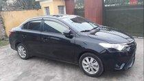 Cần bán Toyota Vios G sản xuất năm 2015, màu đen, giá tốt