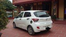 Cần bán Hyundai Grand i10 2014, màu trắng, nhập khẩu