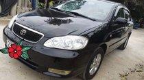 Cần bán gấp Toyota Corolla Altis năm sản xuất 2003, màu đen