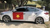 Cần bán lại xe Hyundai Elantra 2.0 AT đời 2016, màu trắng chính chủ
