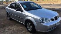 Cần bán xe Daewoo Lacetti đời 2005, màu bạc, nhập khẩu, 155 triệu