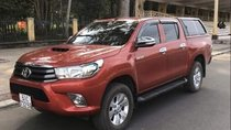 Cần bán lại xe Toyota Hilux 2.5MT sản xuất 2016, màu đỏ, nhập khẩu đẹp như mới, giá 570tr