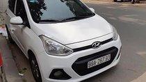 Bán ô tô Hyundai Grand i10 1.0 MT sản xuất 2014, màu trắng, xe nhập