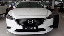 Bán Mazda 6 2.0 Premium đời 2018, màu trắng, giá chỉ 904 triệu