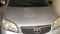 Cần bán gấp Toyota Vios Limo đời 2005, màu bạc, giá 158tr