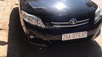 Bán Toyota Corolla altis 1.8G MT sản xuất 2010, màu đen số sàn