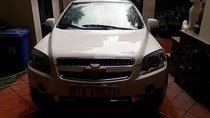 Cần bán gấp Chevrolet Captiva đời 2011, màu trắng