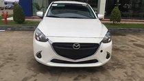 Cần bán xe Mazda 2 Delu sản xuất năm 2018, màu trắng, xe nhập