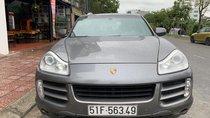 Cần bán xe Porsche Cayenne sản xuất 2007 màu xám (ghi), giá 699 triệu, xe nhập