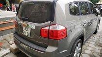 Cần bán gấp Chevrolet Orlando 1.8 LTZ đời 2017, màu xám số tự động
