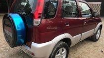 Bán Daihatsu Terios MT 4WD năm sản xuất 2004, màu đỏ, 195 triệu