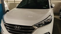Bán xe Hyundai Tucson Full panorama, đời 2016, màu trắng, xe nhập