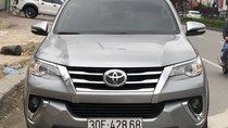 Cần bán Toyota Fortuner 2.7V 4x2 sản xuất 2017, màu bạc, nhập khẩu nguyên chiếc