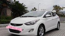 Ô Tô Thủ Đô bán xe Hyundai Elantra AT 2013 màu trắng, nhập khẩu 475 triệu