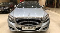 Mercedes-Benz S500L Maybach model 2015