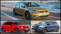 Top 10 doanh số xe cao nhất tại Châu Âu: Volkswagen Golf bá chủ thị trường