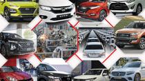 """Thị trường ô tô Việt năm 2019: Cuộc chơi """"sòng phẳng"""" giữa xe nhập khẩu và xe lắp ráp?"""