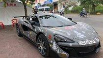 """McLaren 570S độ độc """"chia tay"""" Cường """"Đô-la"""" về với đại gia Bạc Liêu"""