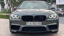 Cần bán lại xe BMW 5 Series 528i đời 2014, màu xám, giá tốt