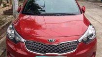Gia đình cần bán xe Kia K3 số tự động, đời 2014, màu đỏ, xe đẹp, máy móc, gầm bệ chắc chắn