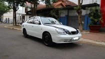 Cần bán Daewoo Nubira sản xuất năm 2002, màu trắng, 123 triệu