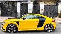 Cần bán xe Audi TT sản xuất 2009, màu vàng, xe nhập